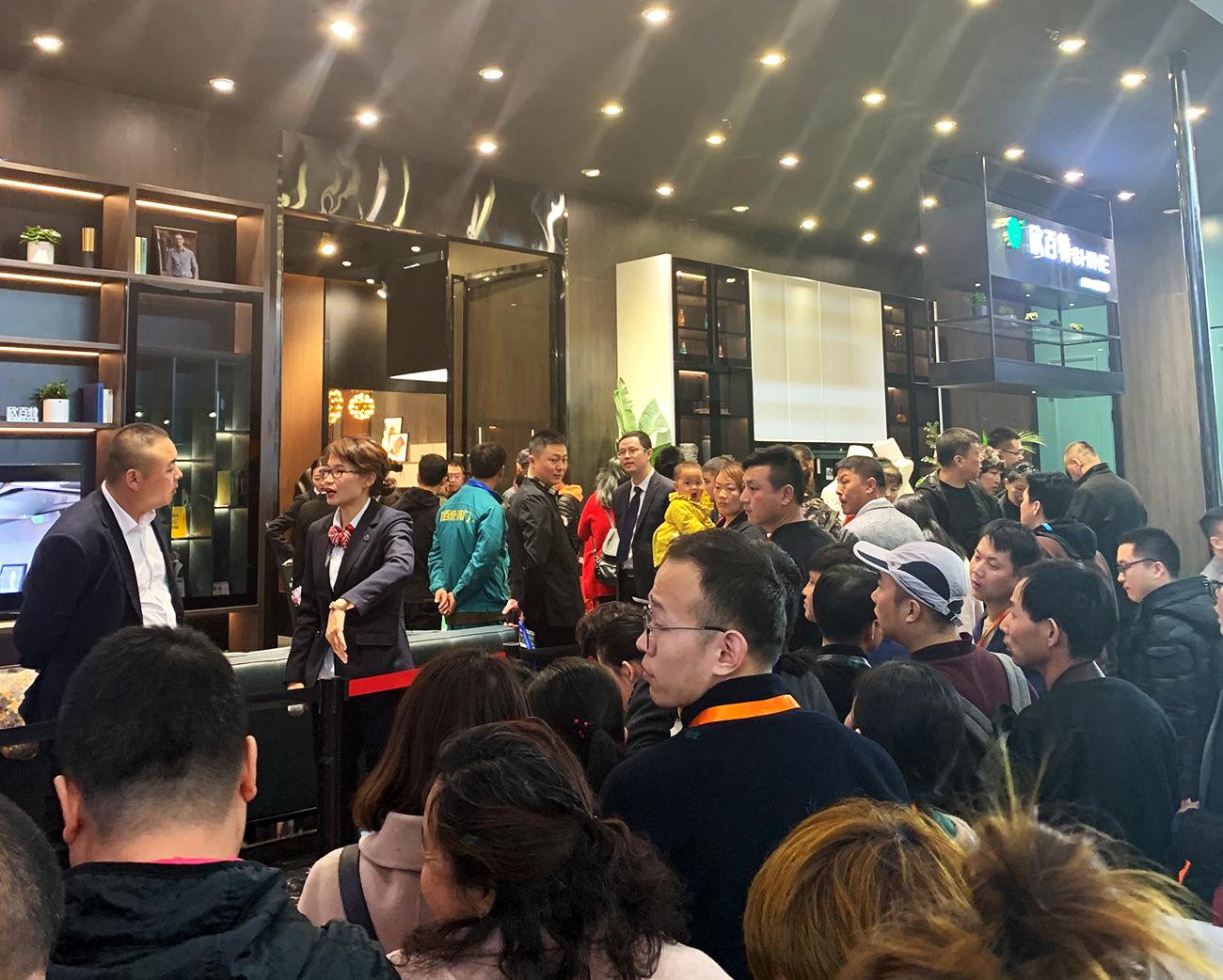 2019北京国际木门定制展,雪野合作品牌,北展凯旋而归